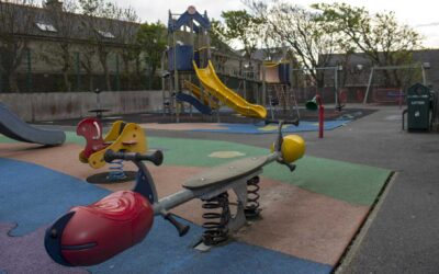Providing insurance through the council for community playground